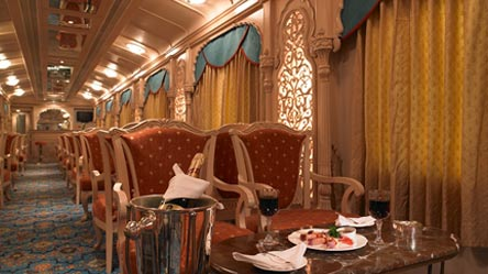 5 Royal Trains in India for a Lifetime Experience 34