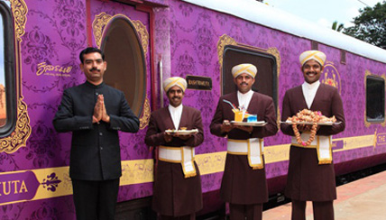 5 Royal Trains in India for a Lifetime Experience 31