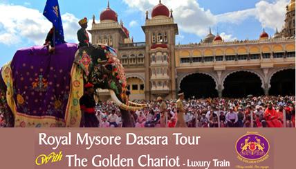 Golden Chariot - Golden Chariot India Travel, India Golden